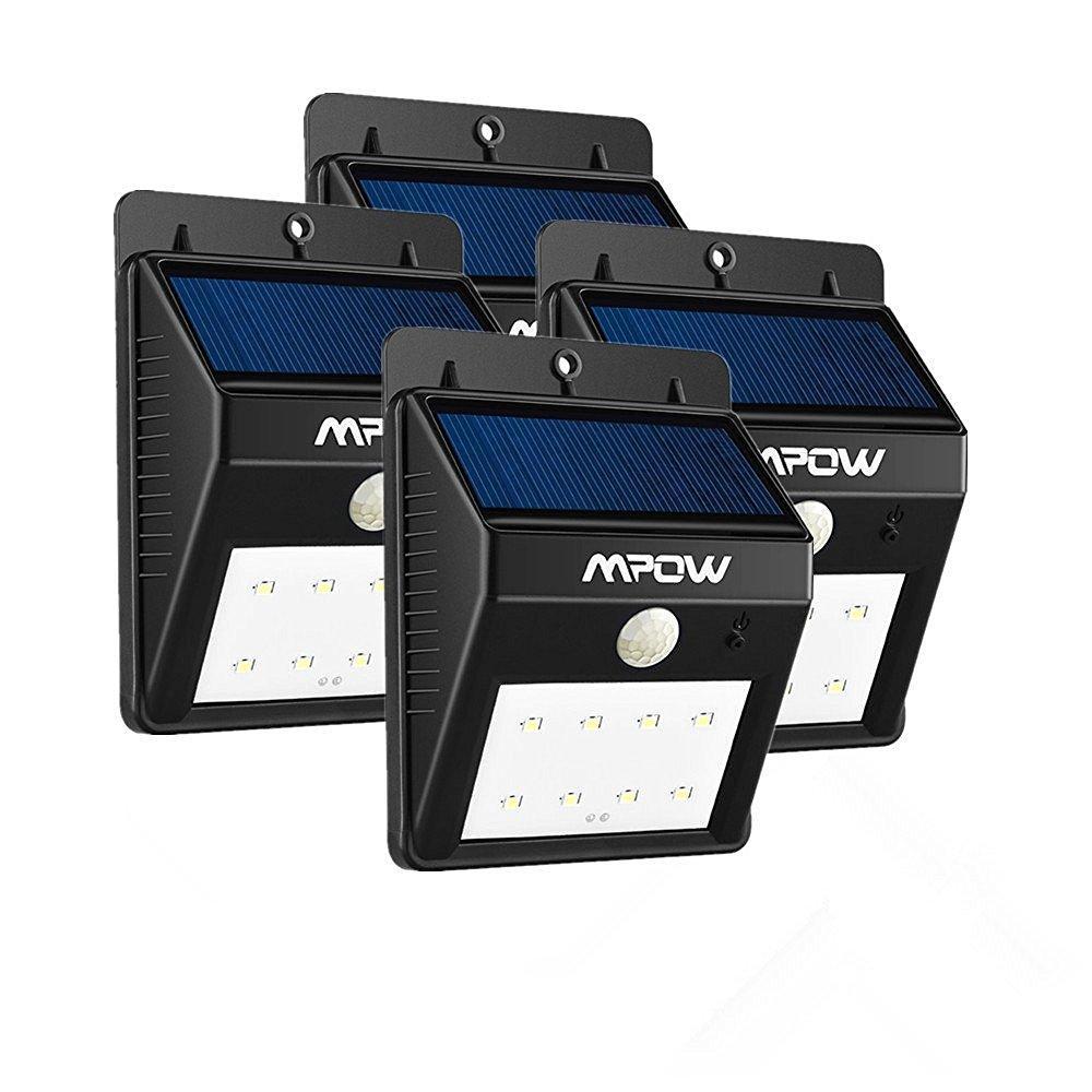 Lot de 4 éclairages LED Mpow