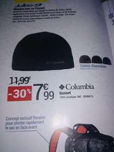 Bonnet Columbia