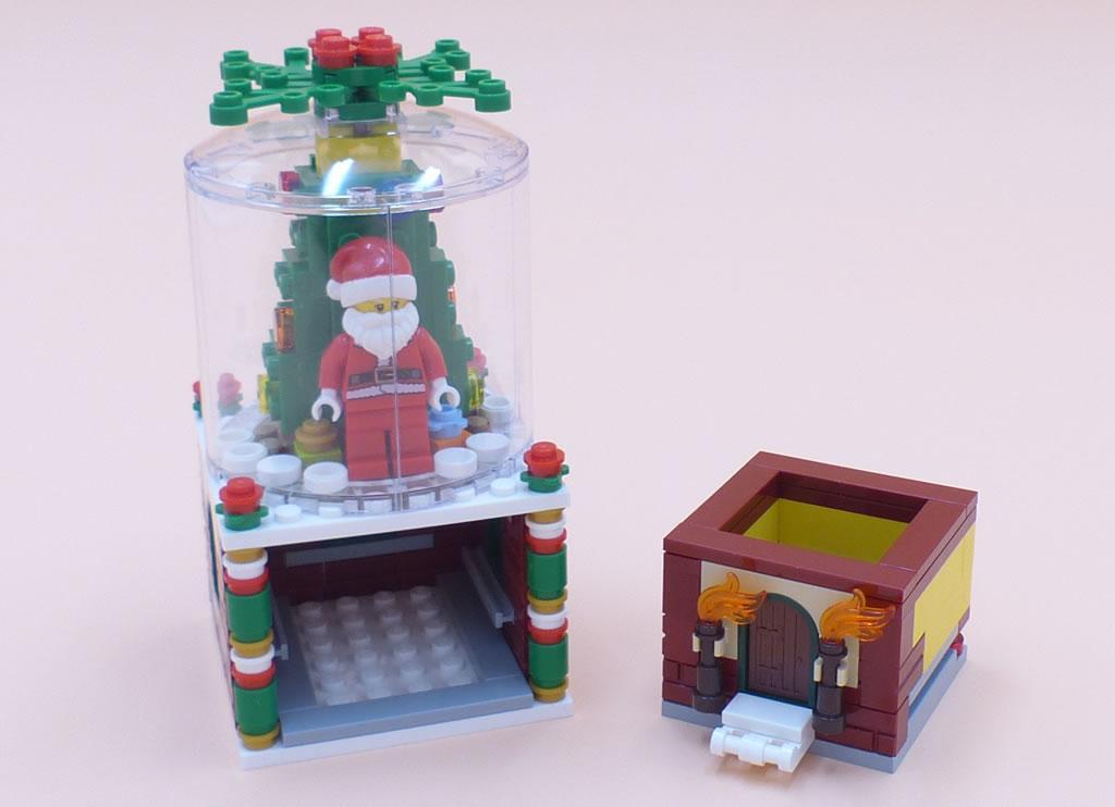 Holiday Set en édition limitée 40223 Snowglobe offert dès 65€ d'achat