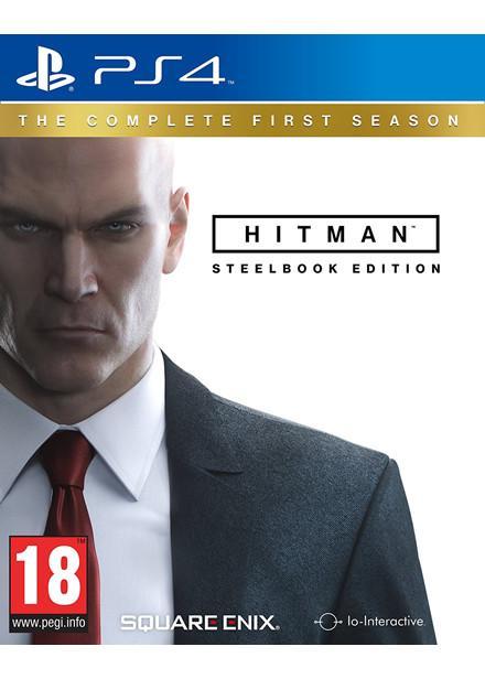 [Précommande] Hitman: The Complete First Season Steelbook Edition sur PS4 et Xbox One