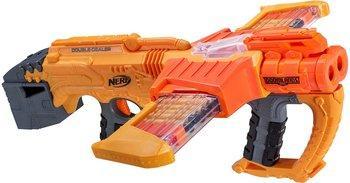 Pistolet à fléchettes Nerf Doomlands Double Dealer