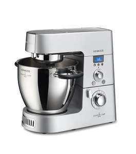 Robot multifonction Kenwood Cooking Chef KM094 - 1500 W, 6.7 L, argent