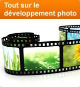 30% de réduction sur les développements photo