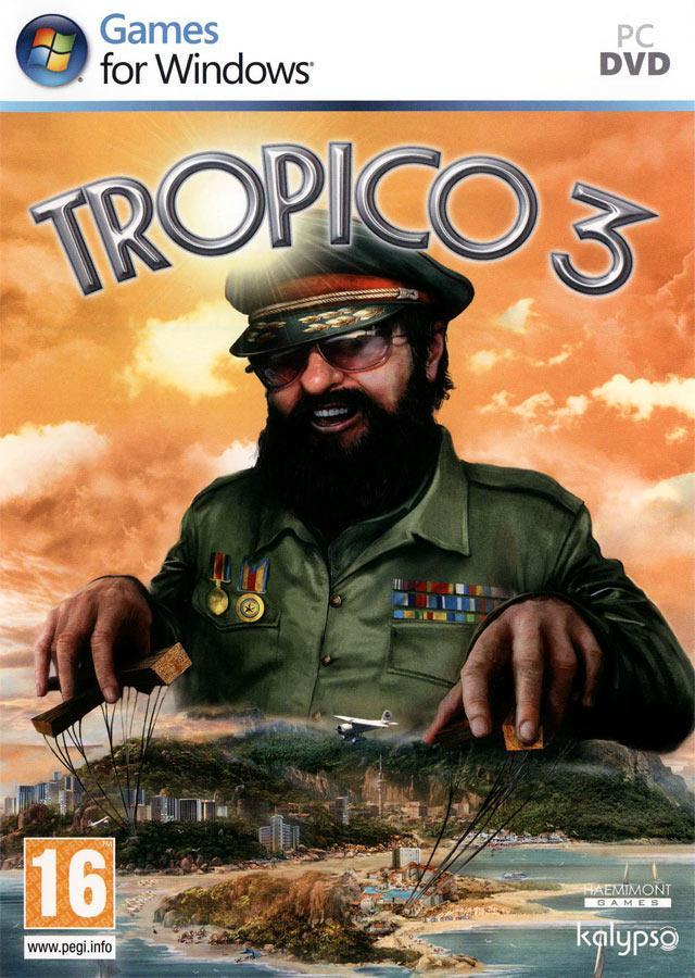 Sélection de jeux vidéo sur PC (dématérialisés) en promotion - Ex : Tropico 3 - Steam Edition