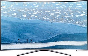"TV incurvée 55"" Samsung UE55KU6500UXZF - HDR, 4K UHD, LED, Smart TV, 1600 PQI (via 150€ d'ODR)"
