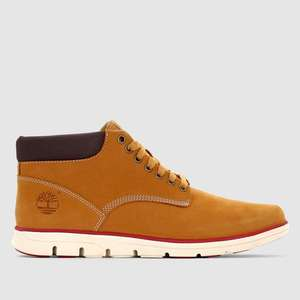 Boots semi-montantes Timberland - Taille 41 au 45, couleur Miel