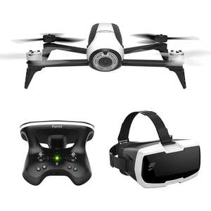 Pack Parrot - Drone Bebop 2 + Skycontroller 2 + Lunettes FPV