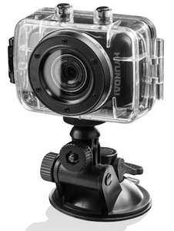 Caméra de sport étanche 720p Hyundai HY-ACT-V-10003 (7€ de frais de port)