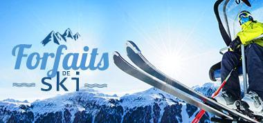 Forfaits de sports d'hiver La Norma pour 1 Samedi au choix pendant la saison