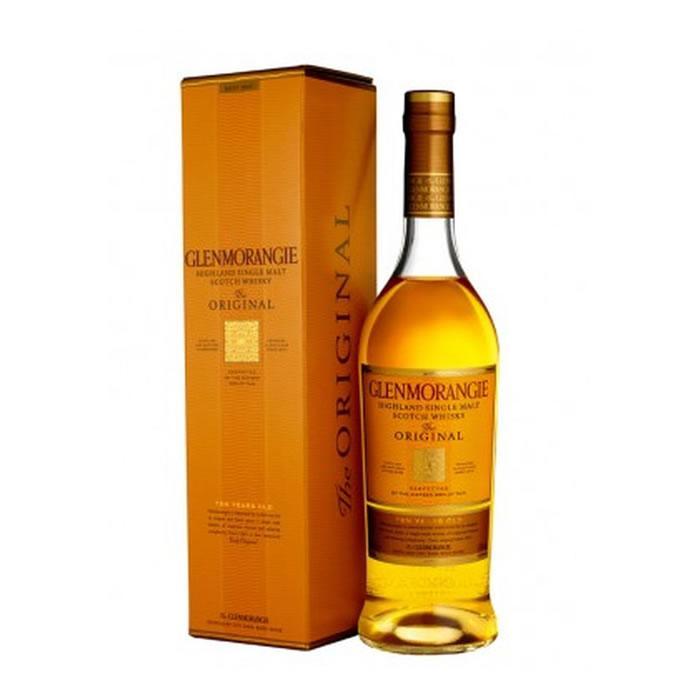 Bouteille de 70cl de Whisky Glenmorangie