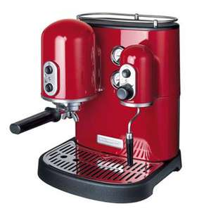 Machine Espresso KitchenAid Artisan® 5KES100EER Rouge Empire
