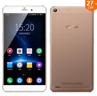 "Smartphone 6.44"" Ramos MOS1 Max Or - MTK6753, RAM 3 Go, ROM 32 Go octocore 6010mah"