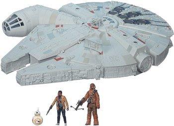 Jouet Hasbro Star Wars: The Force Awakens - Battle Action Millennium Falcon