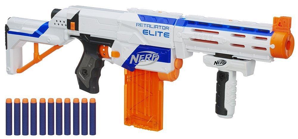 Pistolet Nerf Elite Retaliator Xd