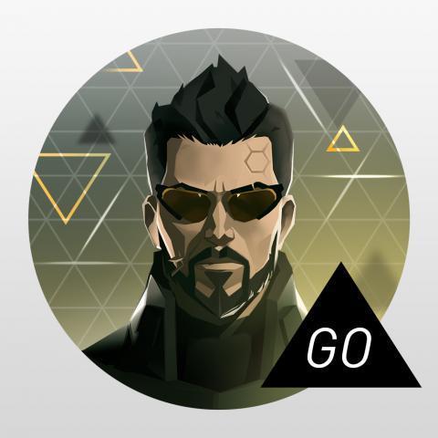 Sélection de jeux en promotion - Ex : Deus Ex Go sur iOS et Android