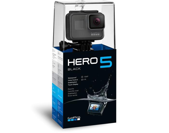 Caméra sportive GoPro Hero 5 Black