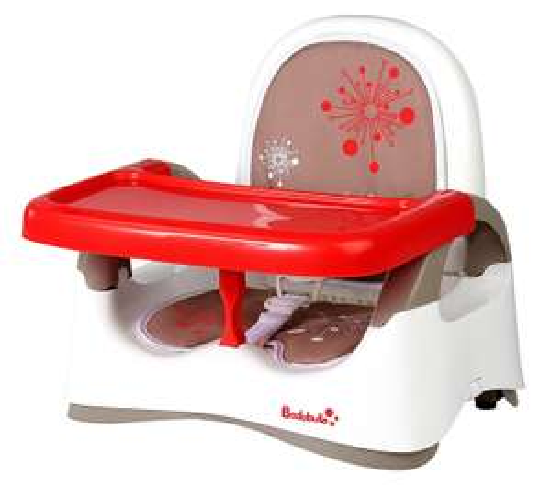 Rehausseur Confort Badabulle B009002 - Rouge