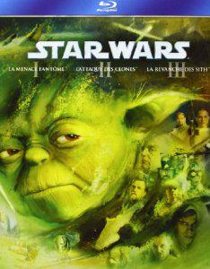 Coffret Star Wars Prélogie Ep. 1 à 3 + Coffret Star Wars Trilogie Ep. 4 à 6