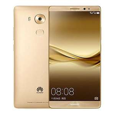"Smartphone 6"" Huawei Mate 8 - 64Go, Double Sim, Android 6.0, Doré/Marron"