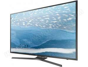 "TV 60"" Samsung UE60KU6000 - LED, 4K UHD, HDR, 1300 PQI, Smart TV (via ODR de 20%)"