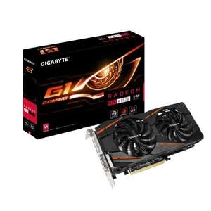 Carte graphique Gigabyte Radeon RX 480 G1 Gaming - 4 Go à 199.35 euros (dont 35.18€ en SuperPoints)