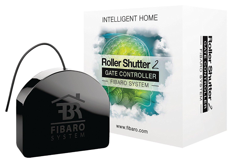 Micromodule Roller Shutter 2 Fibaro FGR-222 Z-Wave pour la gestion à distance de volets et stores