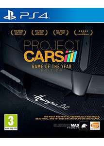 Project CARS - Game of the Year Edition sur PS4