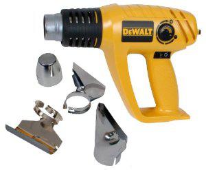 Décapeur thermique Dewalt DW340K 2000W