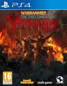 Warhammer : End Times - Vermintide sur PS4 et Xbox one