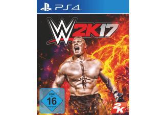 WWE 2K17 sur PS4 et Xbox one