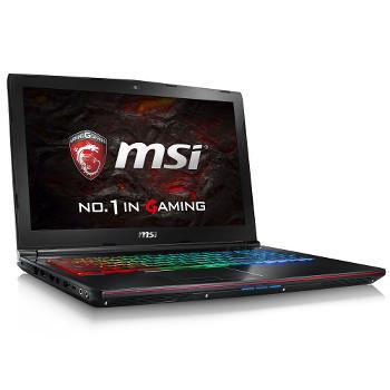 "PC portable gamer 15.6"" Full HD MSI GE62VR 6RF-249FR (i7-6700HQ, 8 Go RAM, 256 Go SSD, GTX 1060, Windows 10)"