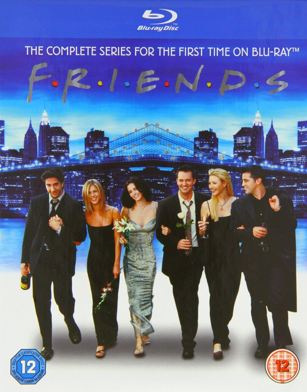 Coffret blu-ray Friends -  Intégrale (10 Saisons)