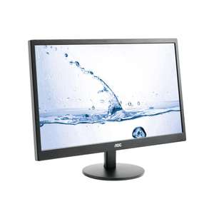 "Ecran PC 23.6"" AOC m2470Swh - LED, Full HD, 5ms, HDMI/VGA"
