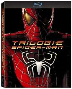 Spider-Man - Trilogie [Blu-ray]