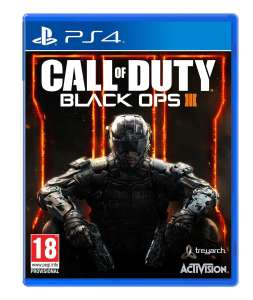 Call of Duty: Black Ops III sur PS4