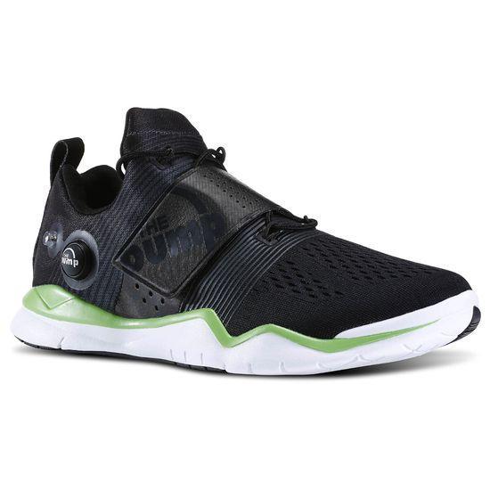 Chaussures Reebok ZPump Fusion TR (bleu ou noir, du 39 au 46)