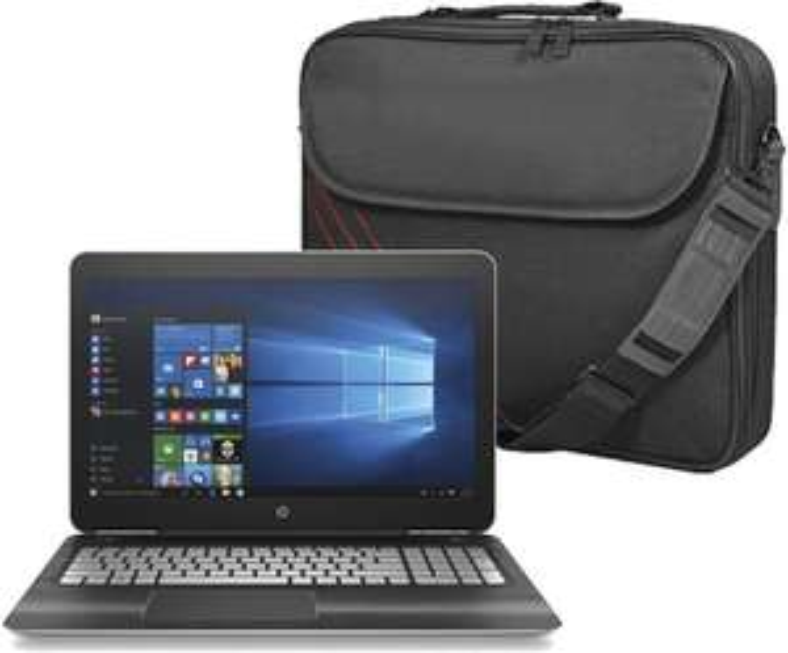 "Pc Portable 15.6"" HP Pavillon 15-bc017nf - i5-6300HQ, 16Go de Ram, Nvidia GTX 950M, 128 Go SSD + 1 To HDD + Une sacoche"