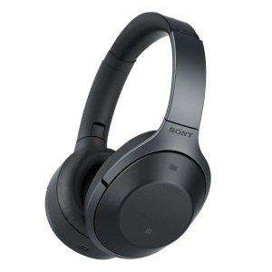 Casque TV Hi-Res Sans-fil Sony MDR1000XC.CE7 à réduction de bruit active - Bluetooth / NFC