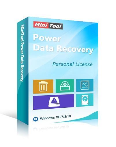 Logiciel MiniTool Power Data Recovery 7 gratuit sur PC
