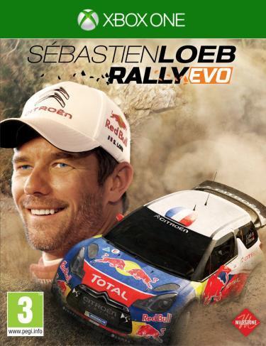 Sébastien Loeb Rally Evo sur Xbox One
