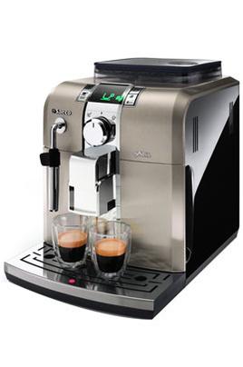 Cafetière expresso broyeuse Saeco HD8836/11 Syntia Black