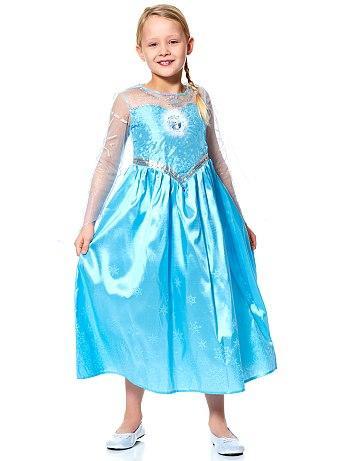 Sélection de déguisements et de jouets pour Enfant en promotion - Ex : déguisement La Reine des Neiges (du 3 au 8 ans)