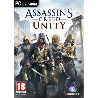 Assassin's Creed Rogue à 6.49€ et Assassin's Creed Unity sur PC