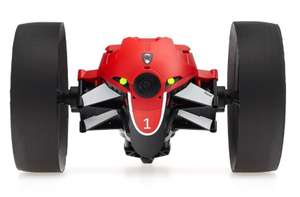 MiniDrone Parrot Jumping Race Max Rouge