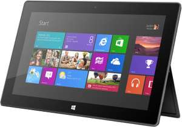 Tablette Microsoft Surface RT 32 Go - port inclus