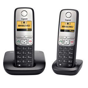 Siemens Gigaset A400 Duo Téléphone DECT sans fil