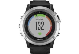 Montre GPS Garmin Fenix 3 HR - Noir / Argent