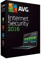 AVG Internet Security 2016 (au lieu de 25,9€) licence de 6 mois