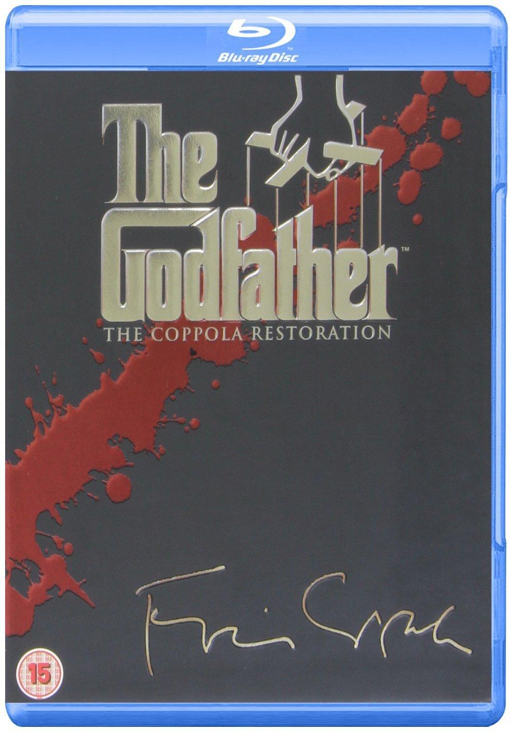 Coffret Blu-ray La trilogie du Parrain : Coppola Restoration (VF)