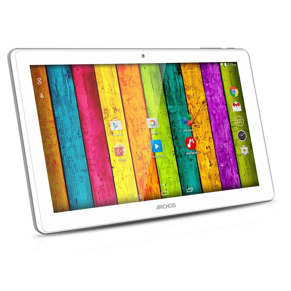 "Tablette 10"" Archos 101d Neon - ROM 16 Go, RAM 1 Go"